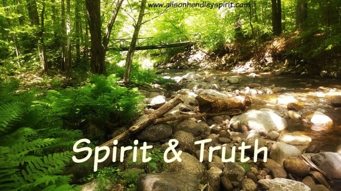 spirit and truth1