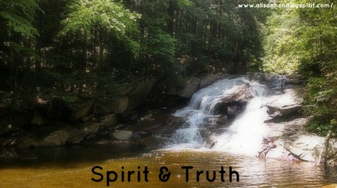spirit and truth123