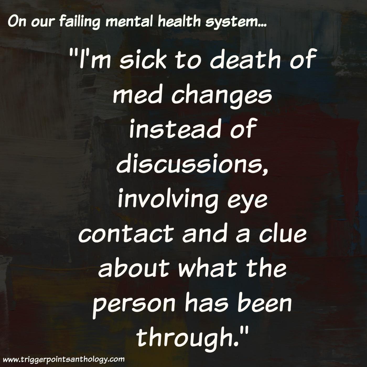 failing mh system