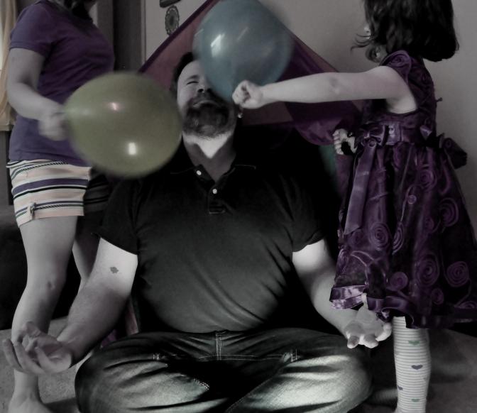 Fathering as a Survivor — Byron Hamel