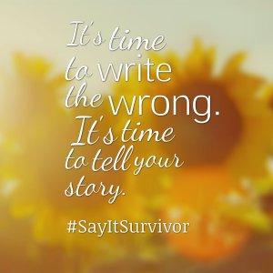 say-it-survivor